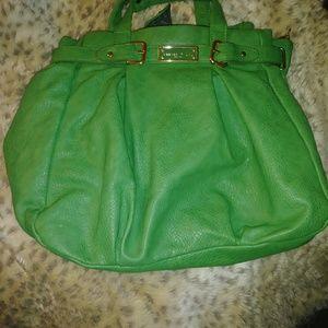 Green olivia + joy purse bag